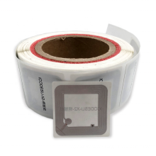 HF RFID druckbares Papieretikett Aufkleber Bibliothek Tag