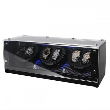 Triple Rotors Uhrenbeweger mit LED-Licht