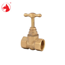 China professional female thread cut-off valve