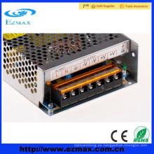 Fuente de alimentación del interruptor para la luz de tira del LED, fuente de alimentación del cctv
