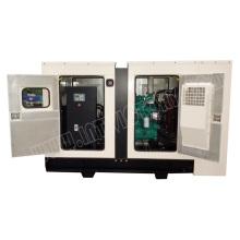 Generador diesel estupendo silencioso del motor CUMMINS 58kw / 73kVA con Ce / CIQ / Soncap / ISO