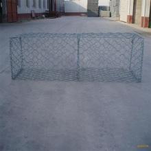 Габионная проволочная сетка для укрепления конструкции