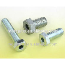 Made in Taiwan Steel, Stainless Steel, Copper Standard or Non-Standard Hexagon head cap screws