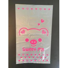 Пластиковые закусочные упаковочные пакеты
