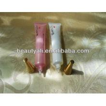 15ml plastic eye cream tube with long nozzle