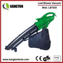 Vácuo elétrico poderoso do ventilador de folha 2500W (LB1025)