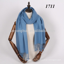 2017 new lambswool embroidery wool scarf shawl