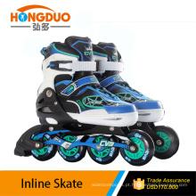 rolo com roda piscante / sapatos de rolo duráveis