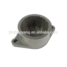 Lost wax precision casting machining CNC service