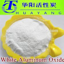 Al2O3 99% 120 mesh poudre d'oxyde d'aluminium blanc pour le polissage de l'acier