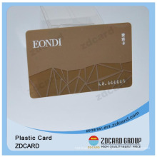 Contact IC Chip Card Largest Production (ZD-5004)
