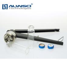 Ferramenta de laboratório frascos de vidro médicos decapador abridor para tampa de grampo de 20mm