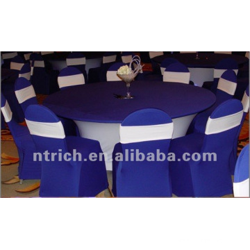 lycra/spandex table cloth and chair cover