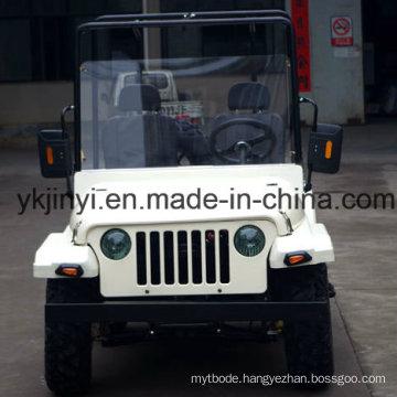 2016 Jinyi Cheaper Two Seats Racing Go Kart for Adults & Kids (JYATV-020)