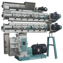 Szlh Series Animal (livestock, poultlry, aquaculture) Feed Pellet Mill