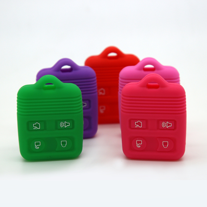 Ford Silicone Key Cover