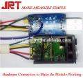 Sensor de módulo de medición de volumen con ángulo láser TTL CMOS con comando ASCII