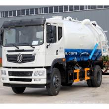 2017 hecho en China venta caliente camiones de aguas residuales para la venta