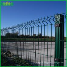 Haute qualité fabriqué en Chine panneaux de clôture en treillis métallique en 12 jauges