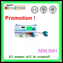 Promotion! CE erwies sich Krankenhaus / Clinical Portable Infusion Pump (MSLIS01W)