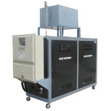 Mold Temperature Control Unit  Aeot-300-300 Application For Jacketed Vessels / Rubber Presses / Hot Rolling Machine