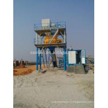 Сырая смесь бетонных заводов для продажи