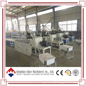 PVC WPC Decoration Wall Board Extrusion Making Machine