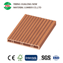 Best Price Crack-Resisitant WPC Decking Floor for Outdoor Use (M10)