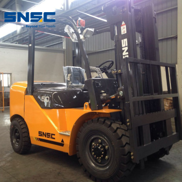 Baru 5 Ton Fork Lift Mini Duty Forklift