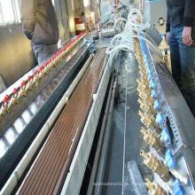 Mejor precio máquina de plástico de madera / WPC máquina