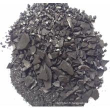 Traitement de l'eau potable noix de coco activé charbon de bois granule
