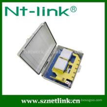 Netlink 16 core metal Fiber Optic Terminal Box