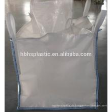 Top Qualität leitfähige FIBC Tasche mit Auslauf Rock Abdeckung