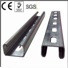 AISI304 / 316 Canal de acero inoxidable Struct