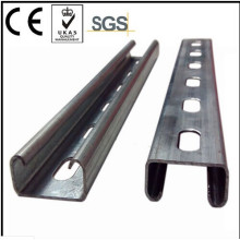 AISI304/316 C Channel Stainless Steel Struct