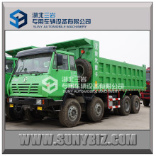 50t Shacman Aolong Army Truck 336HP Benne