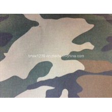 100% Cotton Camouflage Canvas Fabric