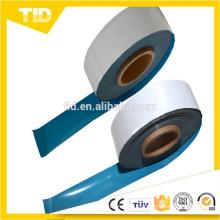 Película de transferencia de calor reflectante elástica para la ropa
