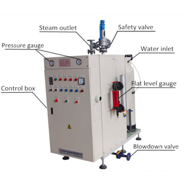 Chinese Safety and Efficiency Electric Steam Boiler