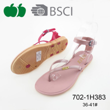 Popular Confortável Design Lady Sandals