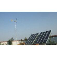 Wind-solar-generator