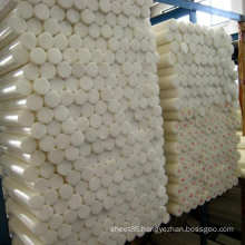 Large Stock White POM Plastic Sheet / Rod