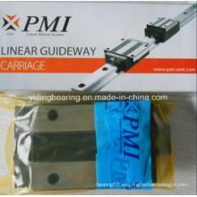Taiwán Original PMI Msa65e Msa55e guía lineal y cojinete de bloque para CNC