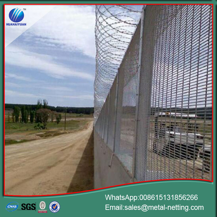 Anti-climb Welded Fence