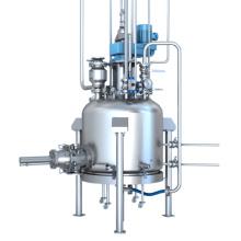 Chemische Industrie Vakuum gerührte Nutsche Filtertrockner