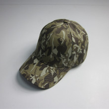 100% Cotton Camouflage Baseball Cap