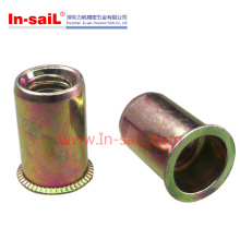 Reduce Head Round Body Plain-UK M12 Rivet Nuts