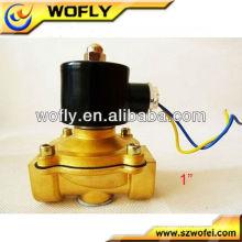 Niederdruck 1 Zoll Rexroth Magnetventil 220V AC