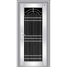 aussenansicht Stahl Sicherheits-Tür mit Top-Qualität