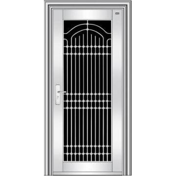 China Exterior Steel Security Door With Top Quality Manufacturers